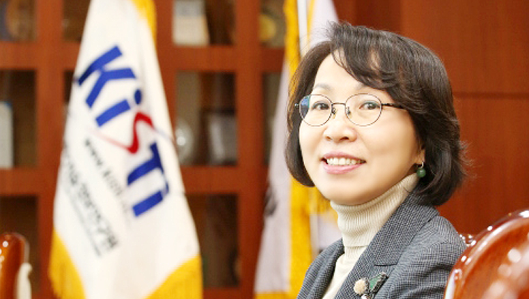Dr.Choi Hee-yoon, appointed 7th President of KISTI