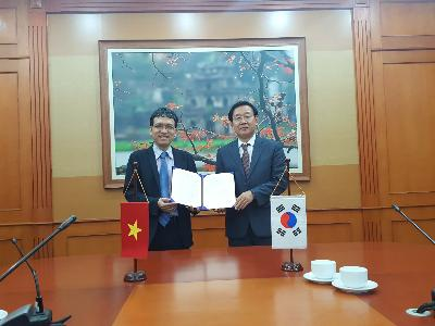 MoU with SATI in Vietnam