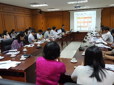 Seminar on KISTI's support for SMEs with VAST in Vietnam
