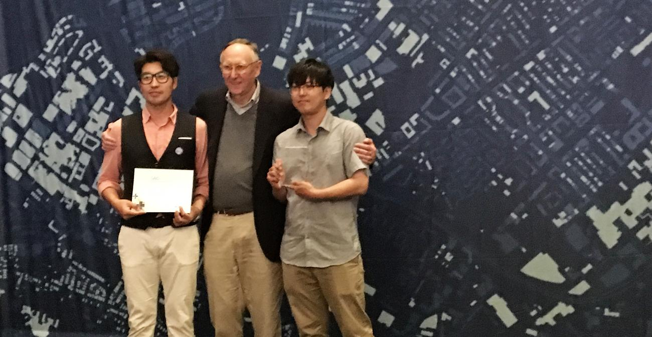 KISTI. awarded SAG for data-driven urban flooding solution at 2019 User Conference