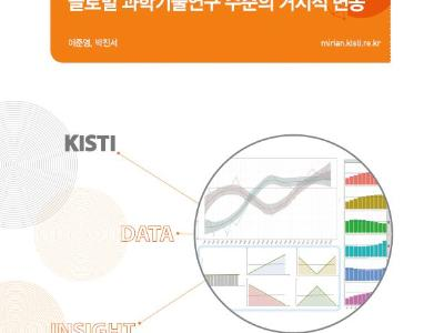 KISTI develops a new model for evaluation of the national technology level based on percentile distribution image