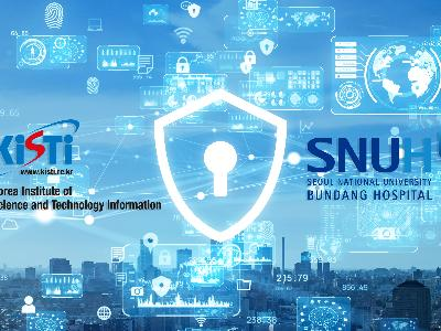 KISTI with SNUBH(Seoul National University Bundang Hospital), is speeding up its development of Homomorphic Encryption Technology for Health Care Big Data. image