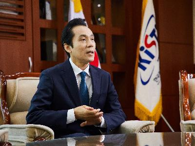 "Dr.Kim Jaesoo interview with Money Today  ""Agile is the answer to Digital Transformation"" image"